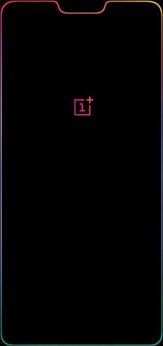 Обои на телефон свет, решить, дом, грани, выемка, uhd, oneplus6, oneplus 6 edge home, oneplus 6, oneplus, hd