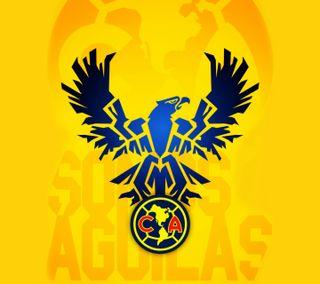 Обои на телефон футбол, клуб, америка, somos aguilas, club america, ca
