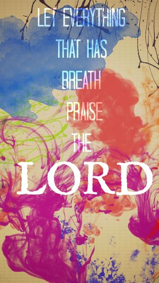 Обои на телефон библия, христианские, религиозные, господин, бог, psalm, praise the lord, praise