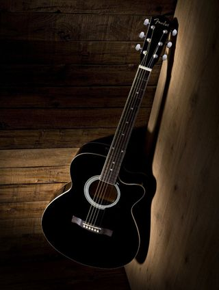Обои на телефон гитара, музыка, acoustic guitar