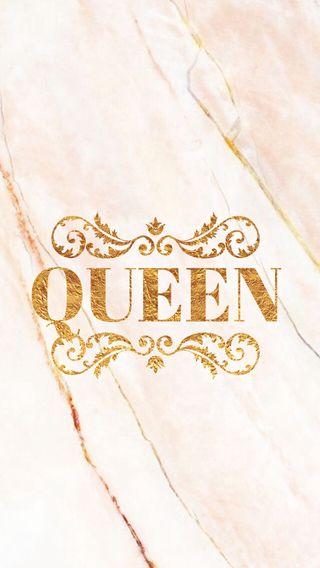 Обои на телефон милые, королева, золотые, дизайн, высказывания