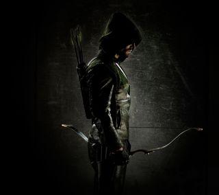 Обои на телефон стрела, зеленые, jdryj, hgtjh, green arrow