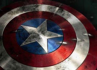 Обои на телефон синие, марвел, красые, комиксы, капитан, звезда, америка, marvel, darkdroid
