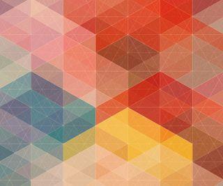 Обои на телефон яркие, чистые, цветные, свежие, дизайн, squren design, nexus, geaometry, 2013