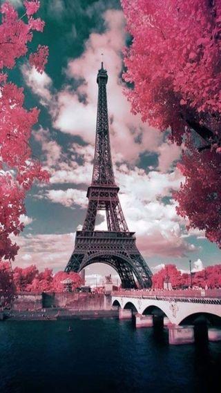 Обои на телефон франция, симпатичные, париж, башня
