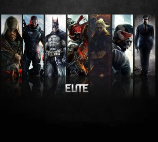 Обои на телефон эффект, игры, видео, бэтмен, elite, darksiders