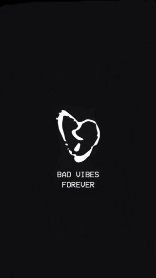 Обои на телефон черные, сломанный, сердце, плохой, навсегда, вайб, rip x*xtentacion, bad
