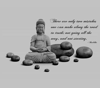 Обои на телефон конепт, цитата, фон, дзен, будда, zen concept quote texts