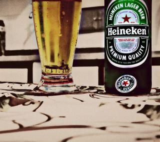 Обои на телефон пиво, напиток, heinken-drink, heinken, drin