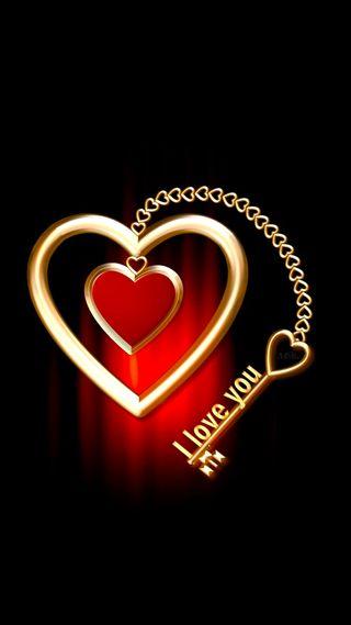 Обои на телефон ключ, любовь, love