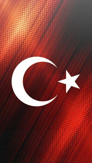 Обои на телефон турецкие, флаг, turkiye flag