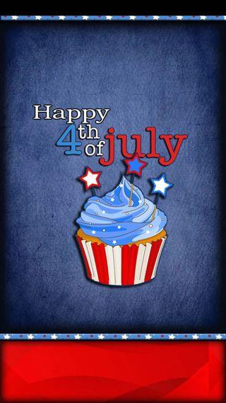 Обои на телефон торт, сша, счастливые, июль, день, usa, independance, happy, fourth of july, 4е