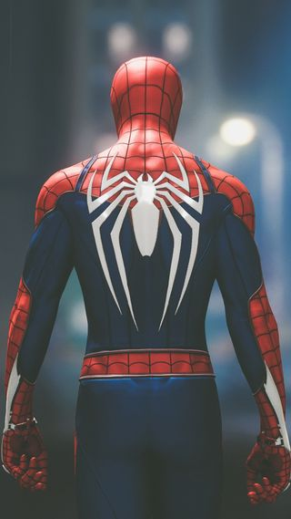 Обои на телефон паук, игры, марвел, игра, marvel spider-man game, marvel spider-man