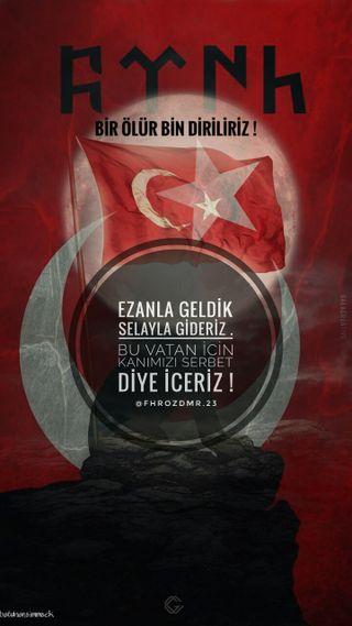 Обои на телефон турецкие, вопрос, ватан, soz, fotografli soz