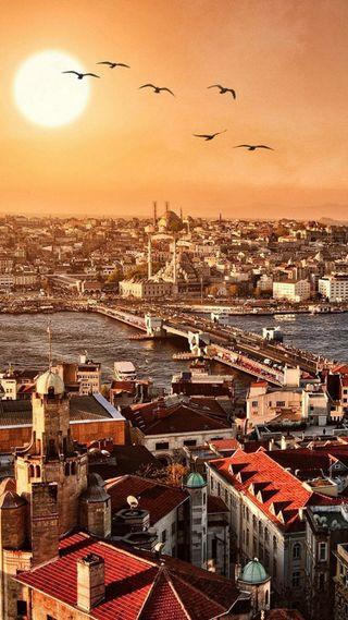 Обои на телефон eminonu, turkey ottoman, турецкие, стамбул, галата