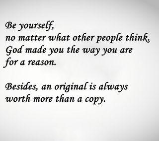Обои на телефон цитата, себя, поговорка, оригинальные, новый, люди, жизнь, будь, be yourself