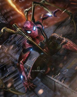 Обои на телефон финал, человек паук, паук, мстители, марвел, конец, игра, spiderman endgame, marvel