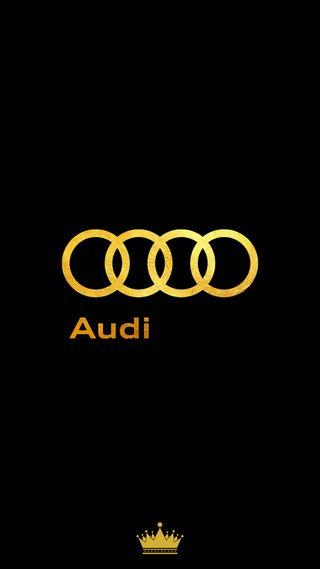 Обои на телефон символ, машины, логотипы, король, золотые, ауди, audi wallpaper, audi