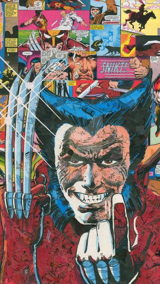 Обои на телефон люди икс, супергерои, росомаха, мстители, марвел, люди, комиксы, герои, x-men comic, marvel