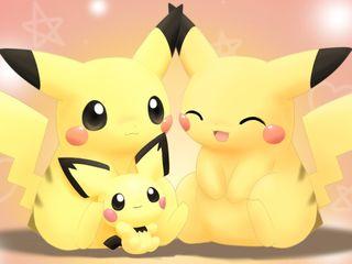 Обои на телефон покемоны, пикачу, аниме