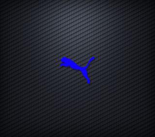 Обои на телефон пума, черные, синие, приятные, логотипы, puma