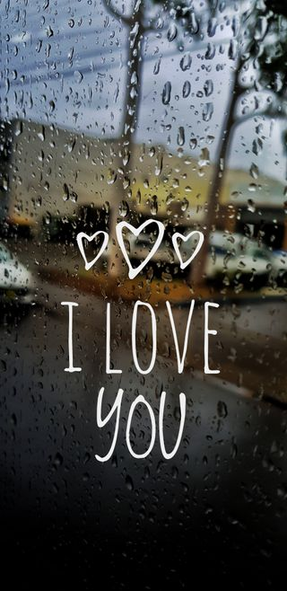 Обои на телефон погода, любовь, дождь, windows, weather rain, love