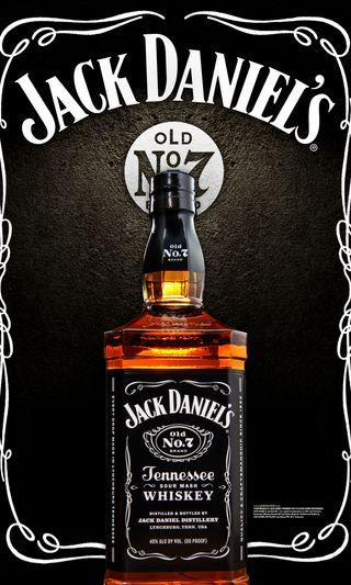 Обои на телефон вечеринка, черные, темные, напиток, логотипы, классика, джек, виски, арт, shot, iconic, classic jack, art