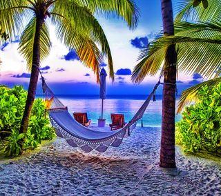 Обои на телефон рай, романтика, romantic  paradise