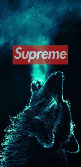 Обои на телефон хоп, хип, стиль, скейтборд, скейт, зеленые, городские, волк, trademark, supreme, hip-hop, hd