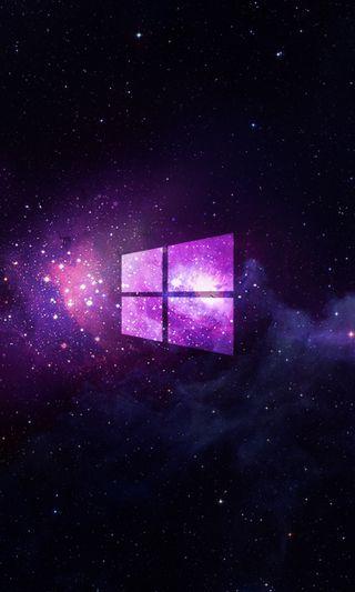 Обои на телефон текст, свет, космос, галактика, вселенная, wp galaxy, windows, galaxy