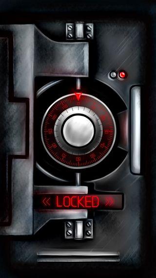Обои на телефон заблокировано, экран, разблокировать, блокировка