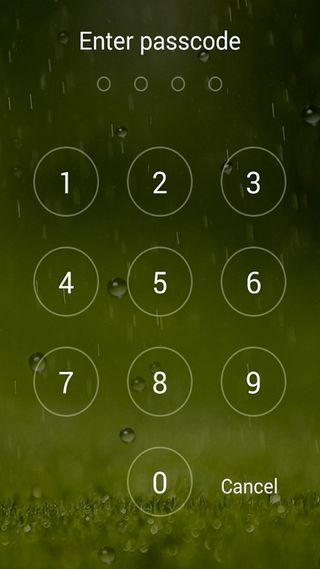 Обои на телефон экран, технологии, passcode