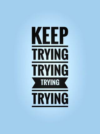 Обои на телефон цитата, успех, спортзал, мотивация, логотипы, вдохновляющие, вдохновение, try, resist, keep trying, keep