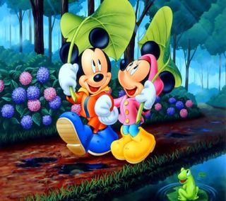 Обои на телефон минни, мультфильмы, милые, микки, крутые, дэниел, mickey n minnie