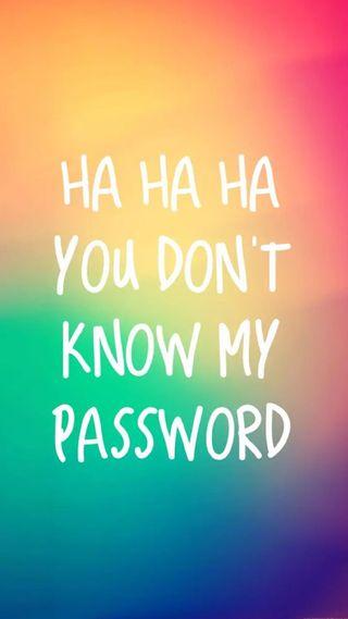 Обои на телефон пароль