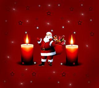 Обои на телефон санта, рождество, праздник, santa 10