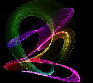 Обои на телефон сияние, цветные, текстуры, свет, неоновые, красочные, абстрактные, neon colors