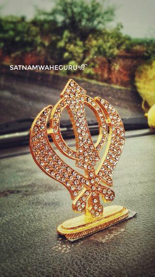 Обои на телефон религиозные, логотипы, времена года, бог, waheguru, satnam waheguru, punjabi