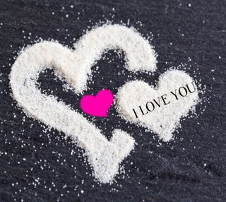Обои на телефон ты, любовь, love, i love you