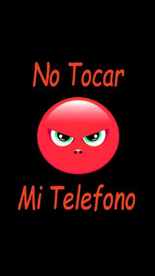 Обои на телефон трогать, не, телефон, мой, ми, telefono, no tocar mi telefono, no tocar
