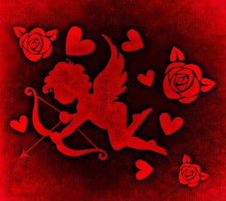 Обои на телефон любовь, день, ангел, 1440x1280px, love