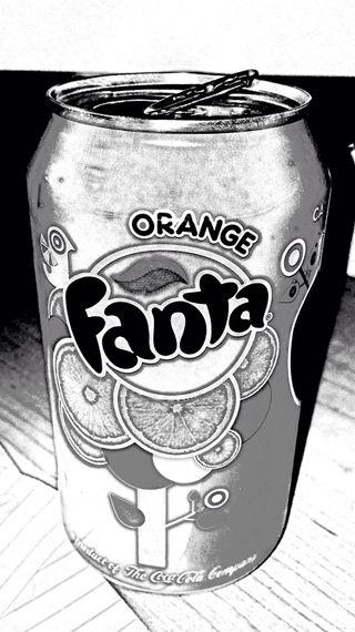 Обои на телефон логотипы, белые, айфон, soda, iphone 5, fanta soda, blank and white
