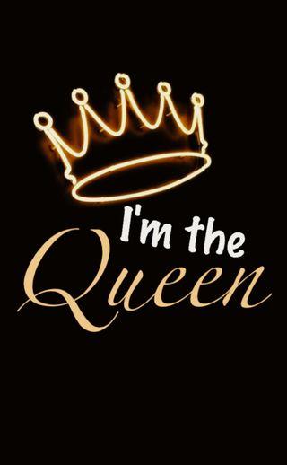 Обои на телефон тема, черные, корона, королева, золотые, royalty, queenb, oneandonly