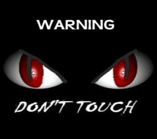 Обои на телефон экран, предупреждение, забавные, блокировка, warning lock screen