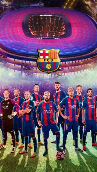 Обои на телефон футбольные клубы, футбольные, суарес, неймар, месси, команда, барселона, msn, foodbal, fc barcelona team