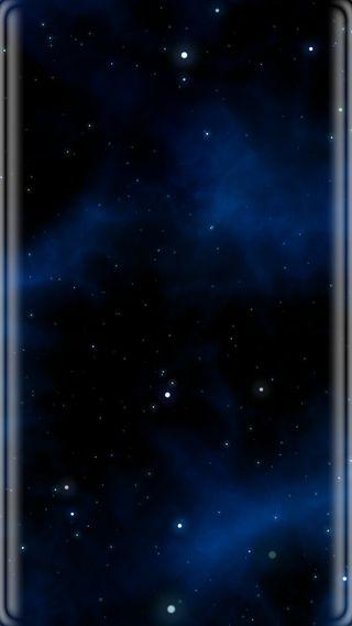 Обои на телефон galaxy, s7, s8, абстрактные, галактика, космос, звезды, грани, облака, военно морские