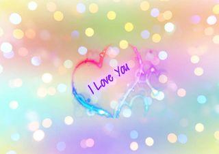Обои на телефон love, i love you, любовь, сердце, фиолетовые, ты, романтика, пастельные, дружба, возлюбленные