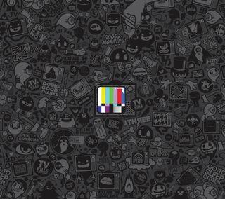 Обои на телефон случайные, мультфильмы, классика, безумие, cartoon madness