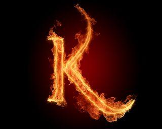 Обои на телефон слово, пламя, огонь, знаки, галактика, буквы, абстрактные, note, hd, galaxy, alphabet k