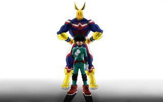 Обои на телефон ультра, мой, герой, боку, аниме, академия, plus ultra, plus, my hero